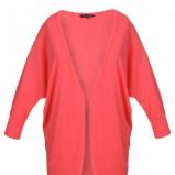 sweter Top Secret w kolorze koralowym - trendy 2013