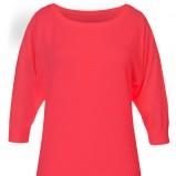 sweter Top Secret w kolorze koralowym - wiosna 2013