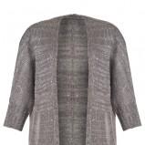 sweter Top Secret w kolorze szarym - wiosna 2013