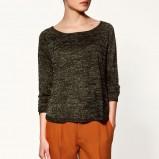 sweter ZARA - jesień/zima 2011/2012