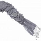 szara apaszka Deichmann - z kolekcji wiosna-lato 2011