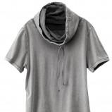 szara bluza H&M - lato 2012