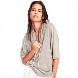 szara bluza Oysho - sportowa kolekcja
