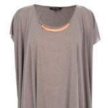 szara bluzeczka Top Secret - moda na jesień 2013