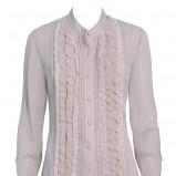 szara bluzka Intimissimi - moda jesień/zima