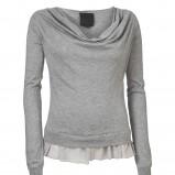 szara bluzka InWear - zima 2011/2012
