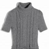 szara bluzka Orsay - moda 2011/2012