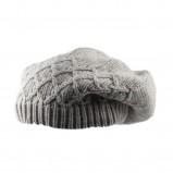 szara czapka Big Star - moda jesienna