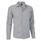 szara koszula Cottonfield - kolekcja jesienno-zimowa