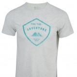 szara koszulka Timberland