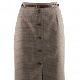 szara spódnica H&M - jesień/zima 2011/2012
