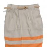 szara spódnica TARANKO w geometryczne wzory - wiosna/lato 2012