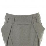 szara spódnica Topshop - trendy na jesień-zimę