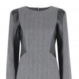 szara sukienka Marks & Spencer - z kolekcji jesień-zima