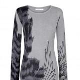 szara sukienka TARANKO - kolekcja jesienna 2013