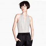szare body H&M - jesienne trendy 2013