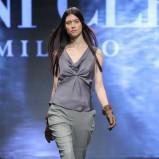 szare spodnie Deni Cler - moda 2011