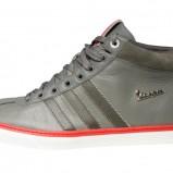 szare trampki Adidas - z kolekcji jesień-zima