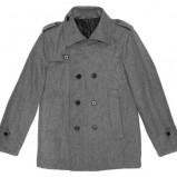 szary płaszcz Carry - moda 2011/2012