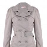 szary płaszcz Tally Weijl - moda 2011