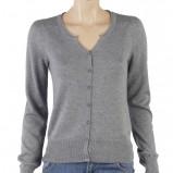 szary sweter Camaieu - jesień/zima 2011/2012
