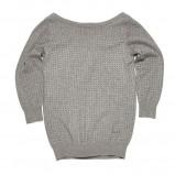 szary sweter Cropp - moda na zimę 2013/14
