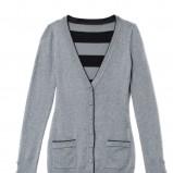 szary sweter Mohito długie - jesień-zima 2010/2011