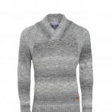 szary sweter Van Graaf - zima 2011/2012
