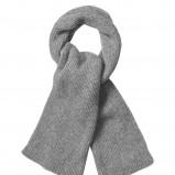 szary szalik InWear - moda jesień/zima
