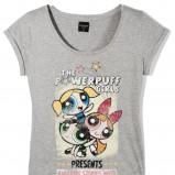 szary t-shirt Reserved z nadrukiem - sezon wiosenno-letni