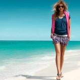 szorty H&M - lato 2011