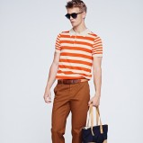 t-shirt H&M w paski - wiosna 2012