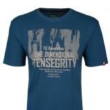 t-shirt Troll z aplikacją w kolorze granatowym - jesień 2012