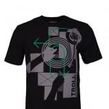 t-shirt Troll z nadrukiem - kolekcja zimowa