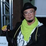 Tomasz Jacyków - Pokaz mody Roberta Kupisza