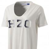 top Adidas w kolorze białym - wiosna/lato 2013