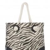 torba New Look w zebrę - kolekcja na lato