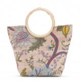 torba plażowa Carpisa pleciona - kolekcja letnia 2013