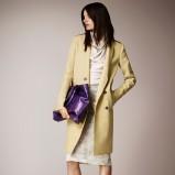 torebka Burberry w kolorze fioletowym - moda 2014