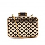 torebka pudełkowa New Look w kolorze złotym - śliczne torebki