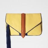 torebka Stradivarius w kolorze żółtym - torebki na lato