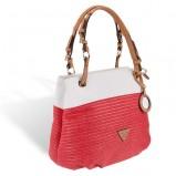 torebka Valentini w kolorze czerwonym - modne dodatki