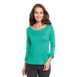 turkusowa bluzeczka C&A - modne kolory 2013