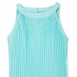 turkusowa bluzeczka Mohito - trendy 2012