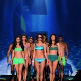 turkusowe bikini Calzedonia - lato 2012