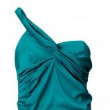 turkusowy kombinezon H&M - lato 2011