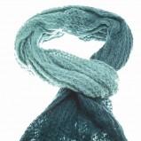 turkusowy szalik Top Secret - moda jesień/zima 2010