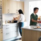 Unikalne meble kuchnia IKEA  -modne aranżacje 2013