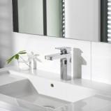 Uniwersalna umywalka łazienka Roca w stylu klasycznym prostokątna
