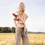 urocza bluzeczka Chloe w kolorze jasnoróżowym - wiosna i lato 2013